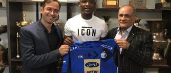 قرارداد مهاجم تازه استقلال در هیات فوتبال ثبت شد